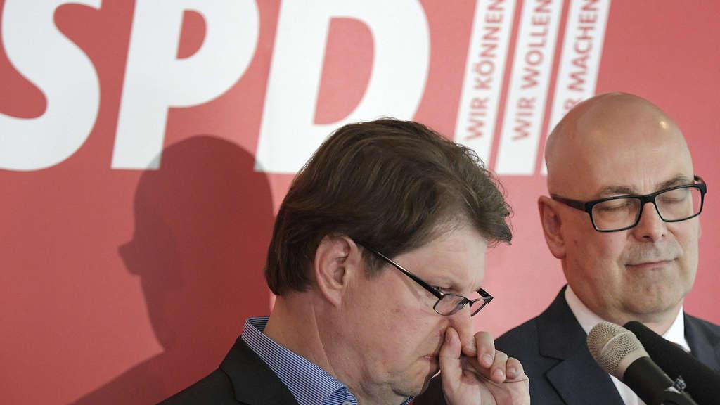 Ex-Minister fordert Stegners Rücktritt als SPD-Chef