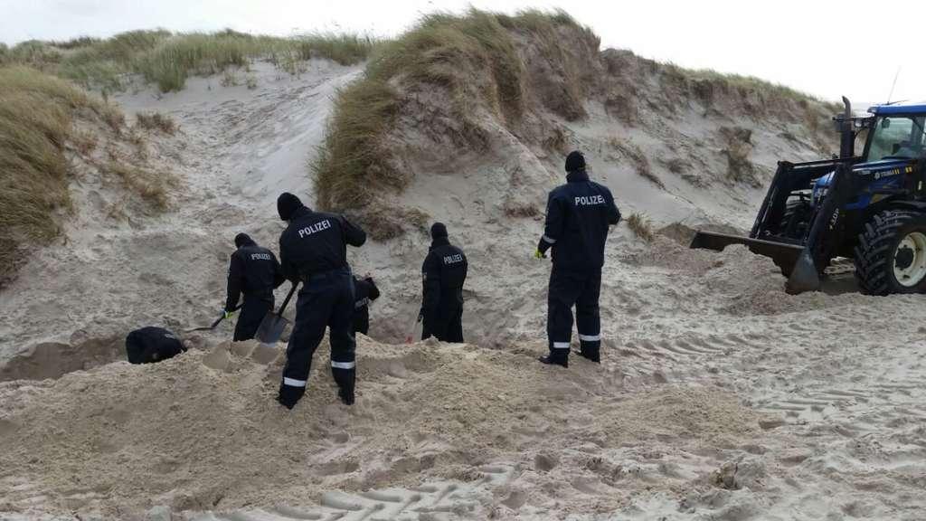 Mord auf Amrum - Männer sollen Flüchtling erstochen haben