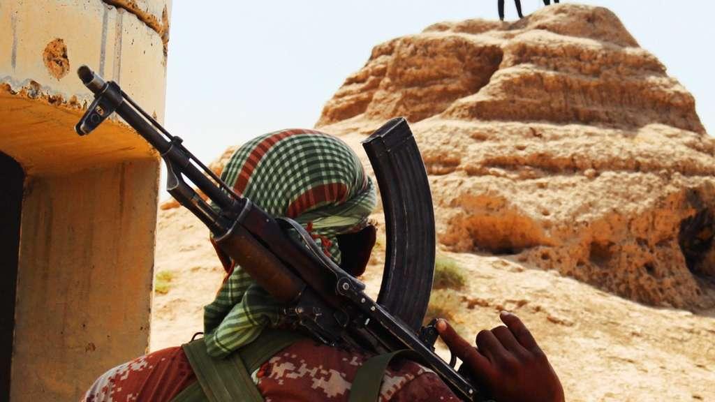 Türkei Sieben deutsche IS-Kämpfer sollen abgeschoben werden