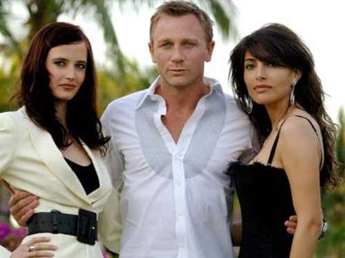 Die Liste der Bond-Girls