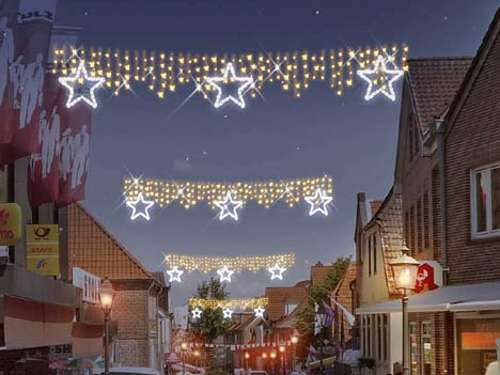 Neues LED-Licht zur Adventszeit