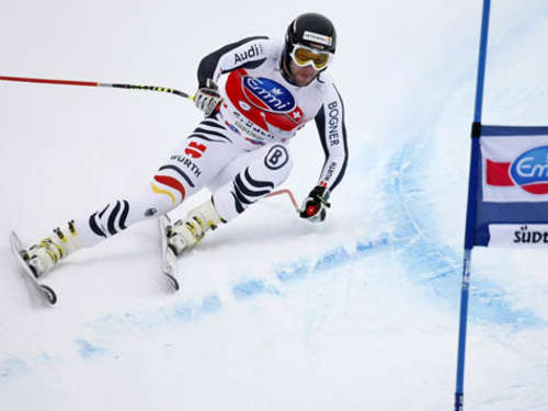 Ski alpin: Keppler will in Garmisch aufs