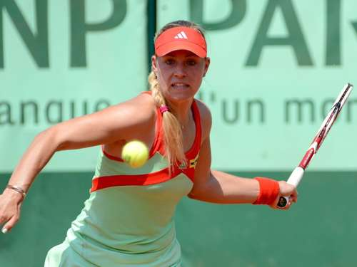 French Open: Deutsches Quartett um Kerber weiter
