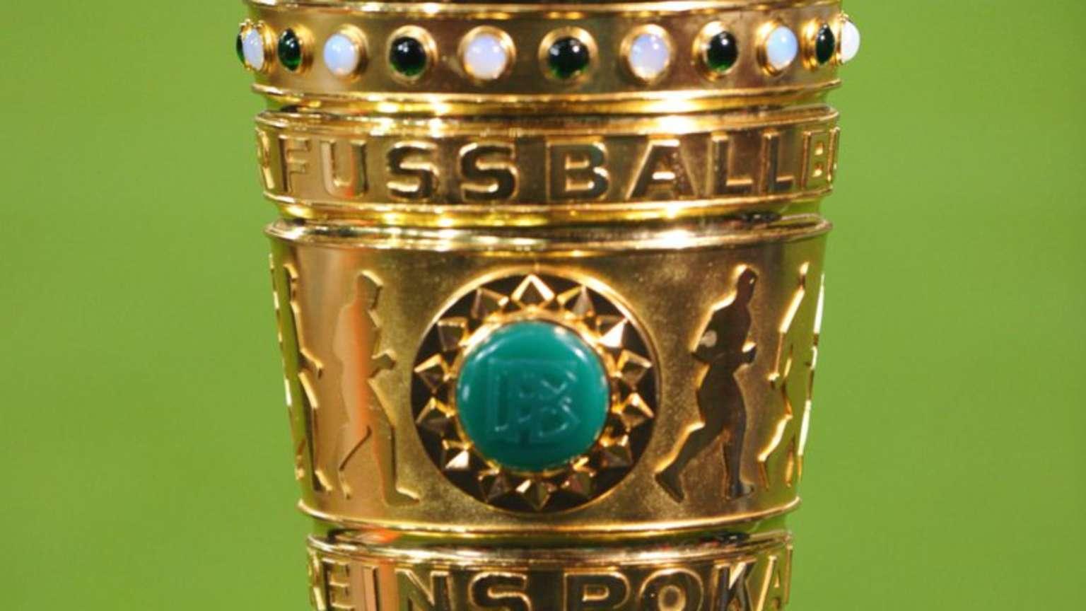Dfb Pokalhalbfinale