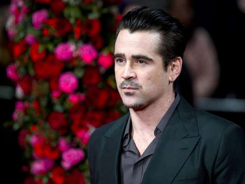 Colin Farrell liebt Multi-Kulti in New York