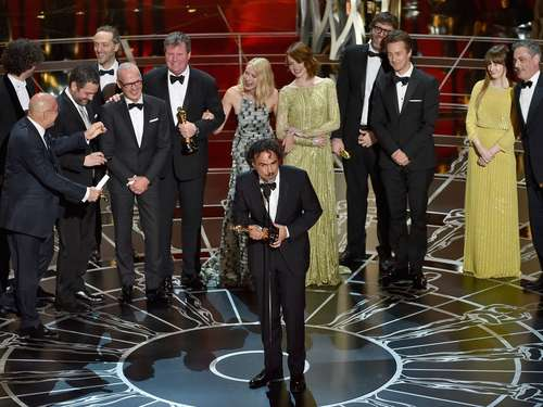 Oscars 2015: Hollywood-Satire