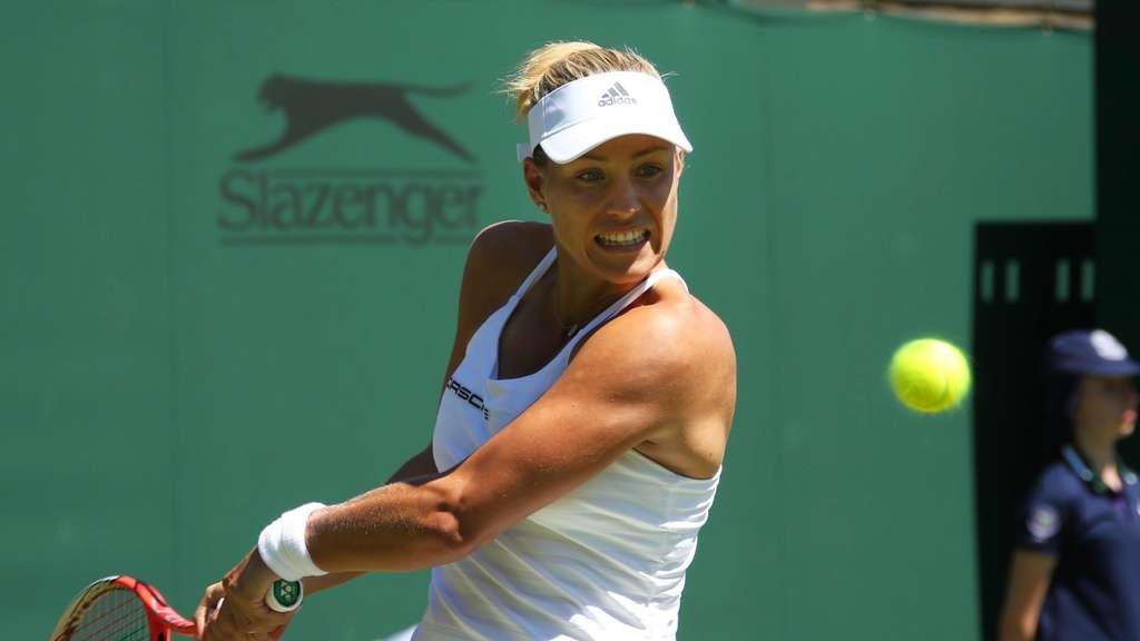 Angelique Kerber, Wimbledon, Grand-Slam-Turnier, WTA-Tour