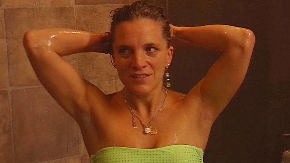 Big-Brother-Stars Unter Der Dusche