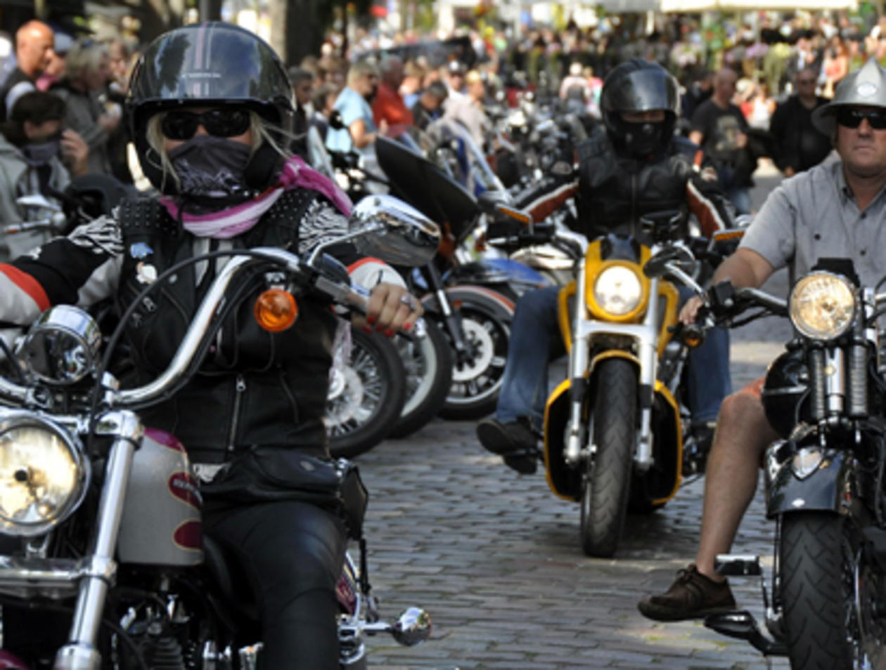 Fehmarn days of american bikes 2018