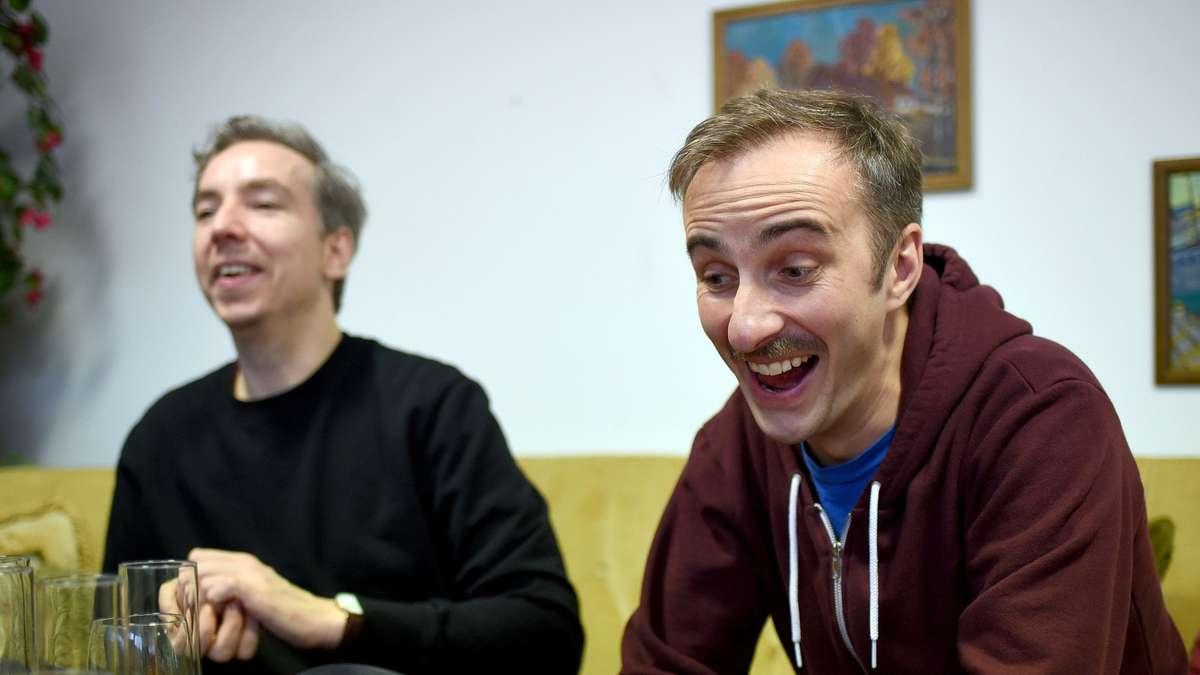 sanft & sorgfältig: Böhmermann und Schulz bei Spotify