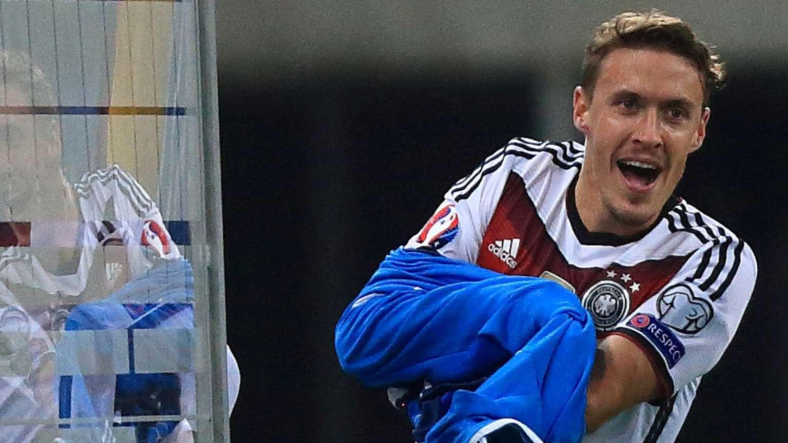 Max Kruse hofft trotz Suspendierung aus Nationalmannschaft