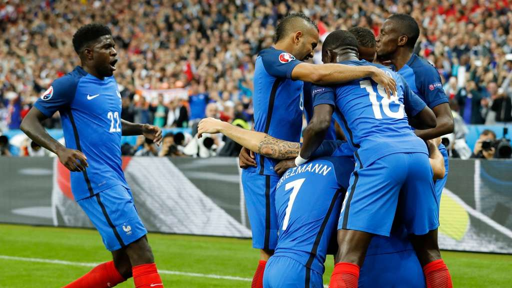 Frankreich Island Spiel