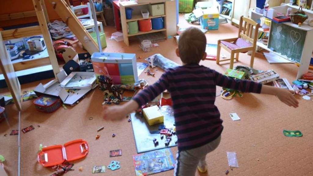 Das Chaos beseitigen: Kinder müssen Aufräumen lernen | Leben
