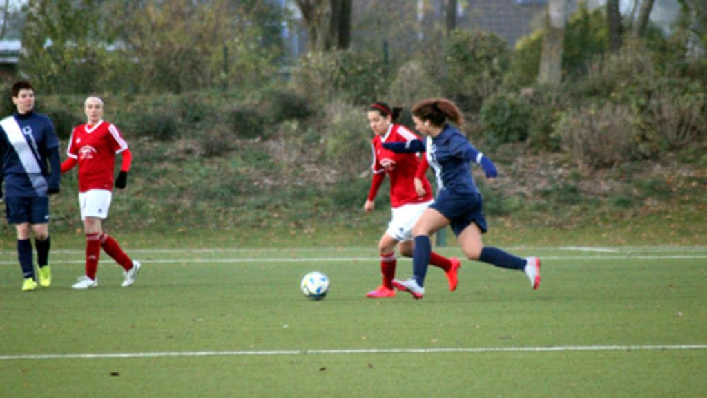 SG-Frauen setzen Siegesserie fort | Lokalsport Fehmarn