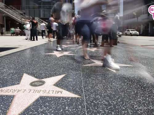 """Walk of Fame"" - So fing alles an"