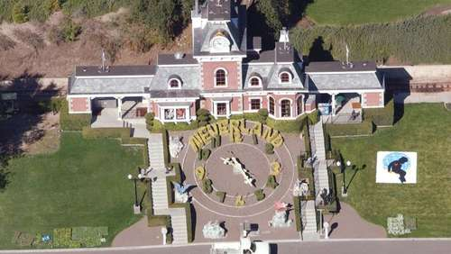 "Michael Jacksons Neverland-Ranch wird ""verramscht"""