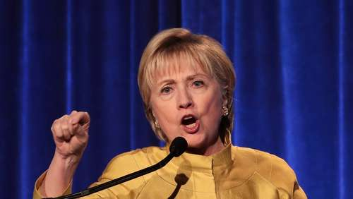Hillary Clinton gründet Anti-Trump-Organisation