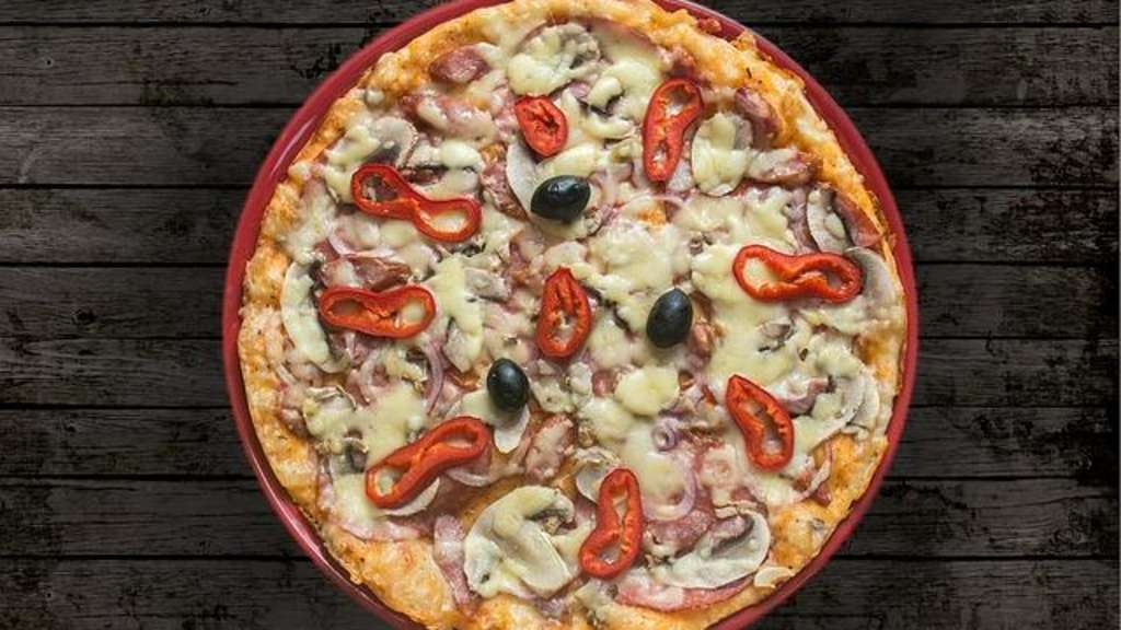 Platz 8: Domino's Pizza (rund 13.800 Filialen)