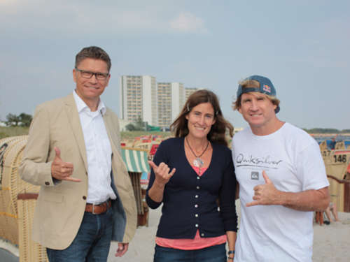 Talkrunde mit Robby Naish