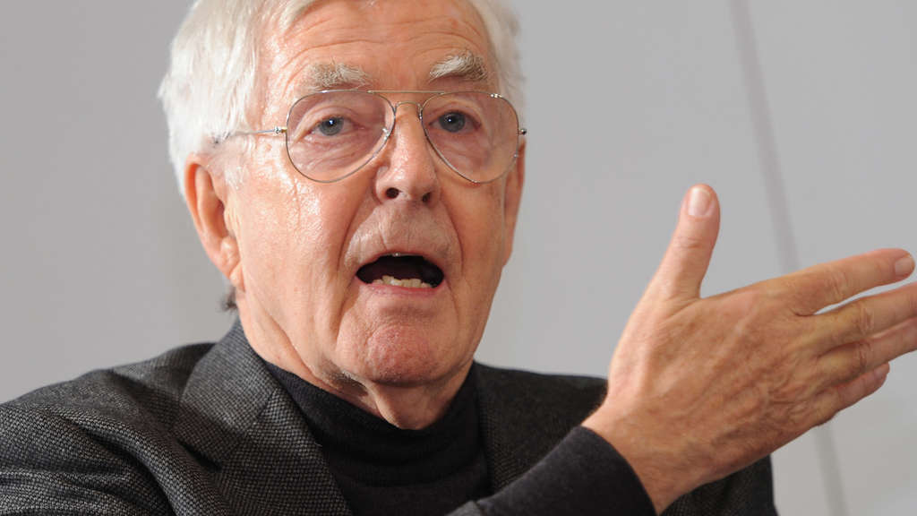 Der Star-Architekt Albert Speer junior (83) ist tot.