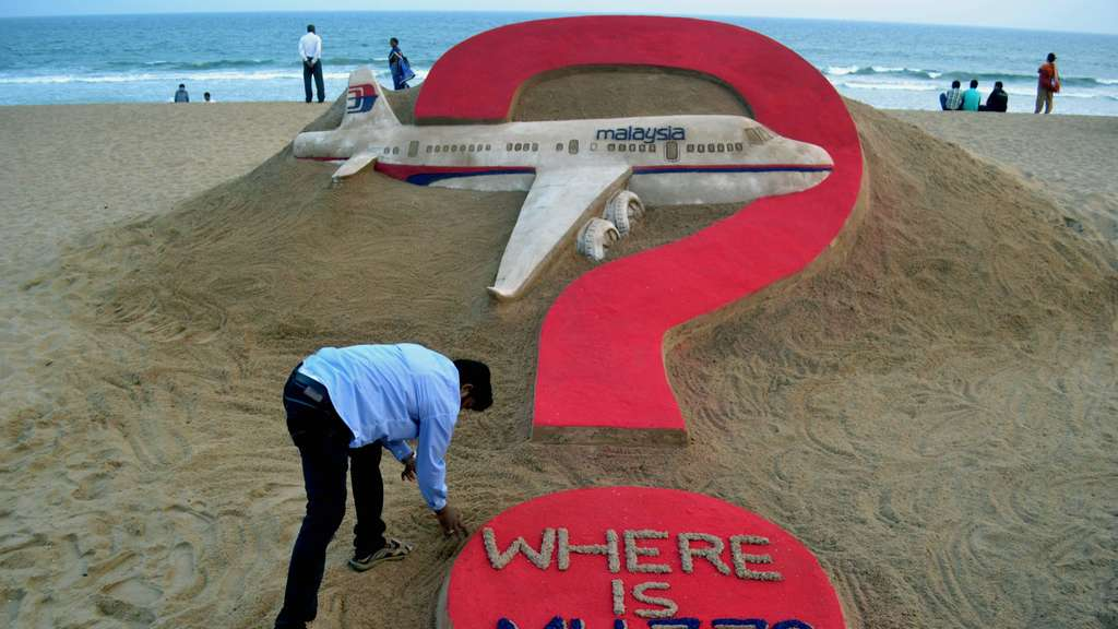 Wo ist MH370?