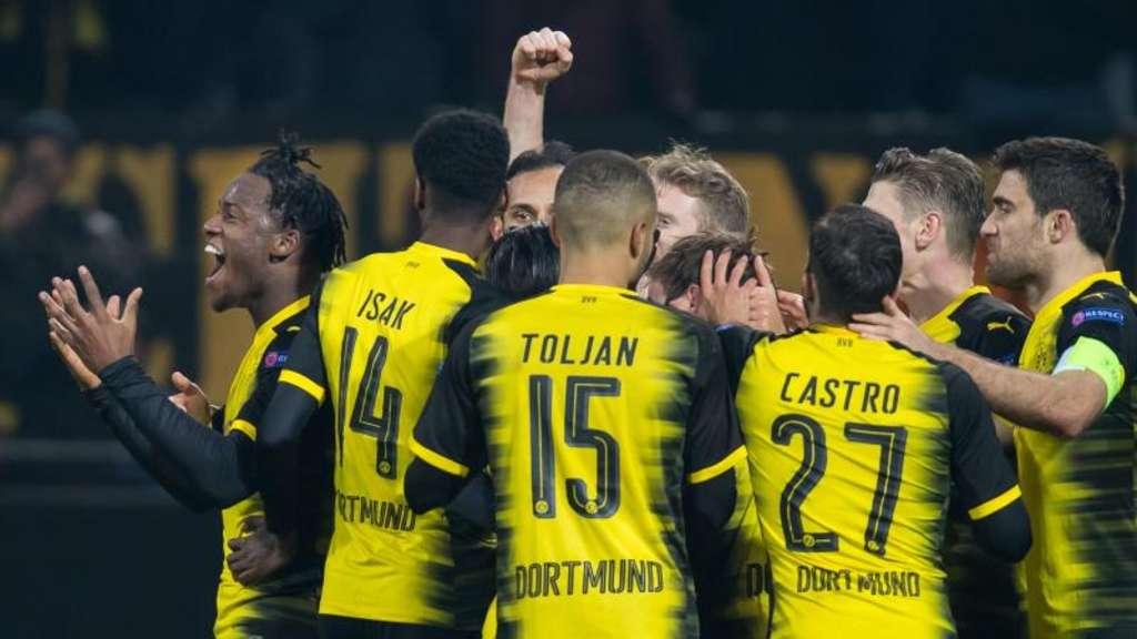 Dortmund Gegen Bergamo