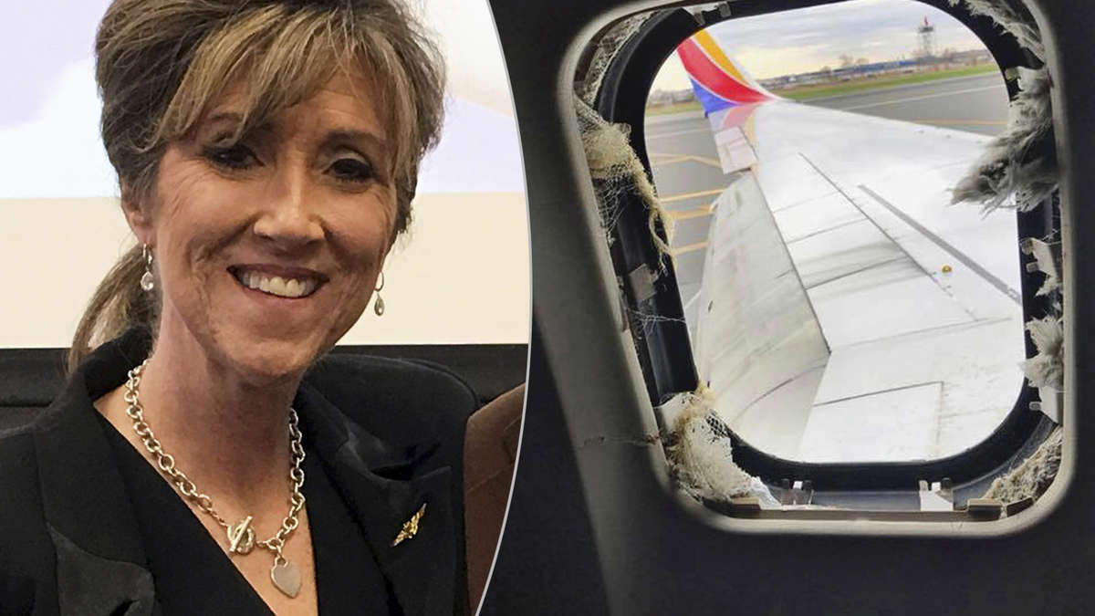 southwest airlines waging war in philly Philadelphia (ap) - a southwest airlines jet with a damaged engine and broken window made an emergency landing at philadelphia's airport tuesday, and one passenger was critically injured a former .