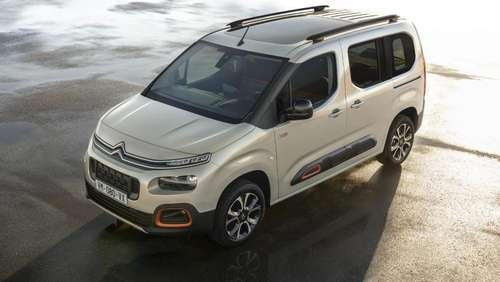 Neuer Citroën Berlingo startet im September ab 19.090 Euro