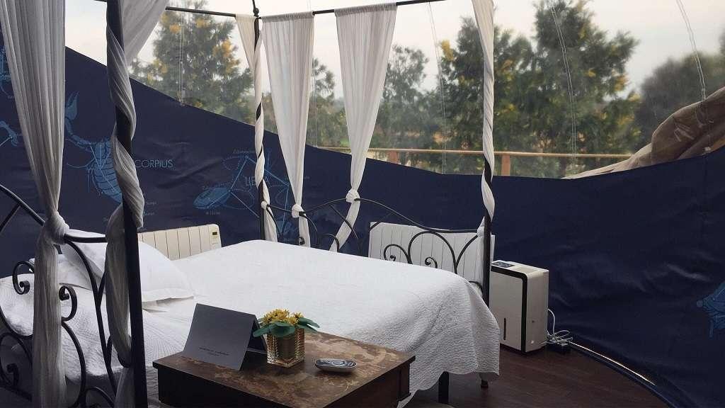 urlaub mal anders in diesen hotel schlafen g ste in gondeln oder baumh usern reise. Black Bedroom Furniture Sets. Home Design Ideas
