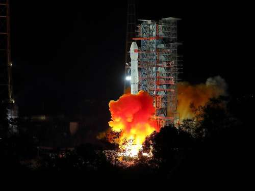 China bereitet Landung von Mondsonde