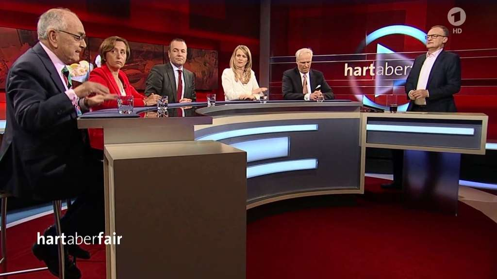 "ARD-Talkshow ""Hart aber fair"": Brexit-Diskussion"