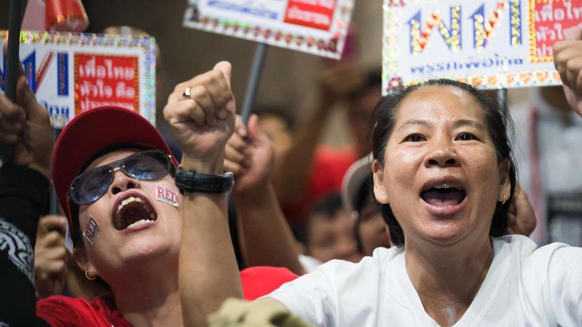 Wahl Thailand
