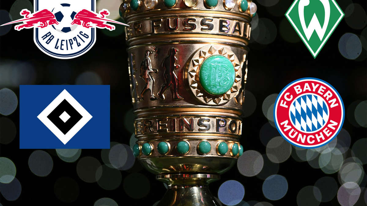 Dfb Pokal Bremen Bayern
