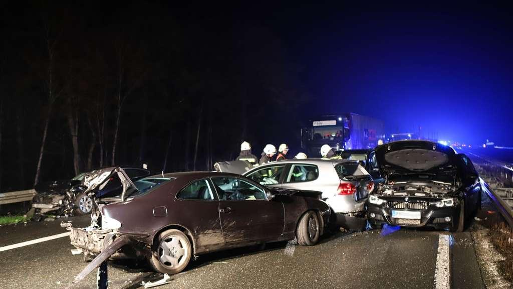 Unfall Gernsheim