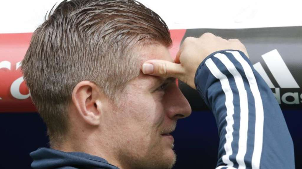 Toni Kroos bleibt Real Madrid treu. Foto: Paul White/AP