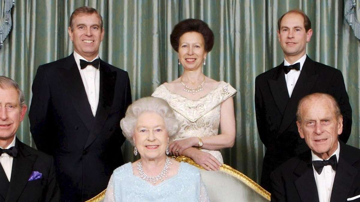 Prinz Andrew Tot