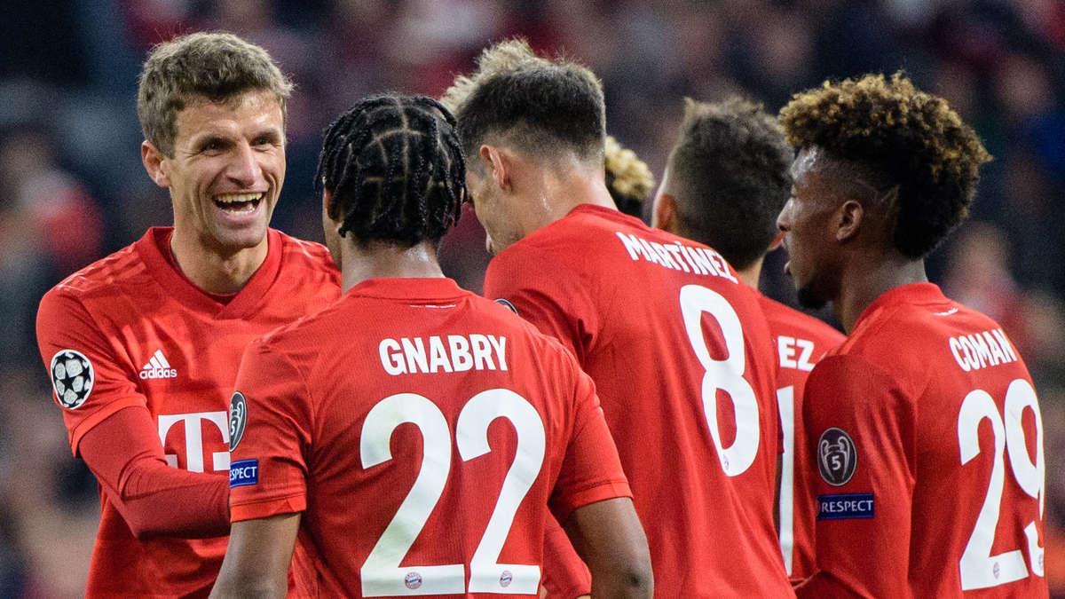 Bayern München Roter Stern
