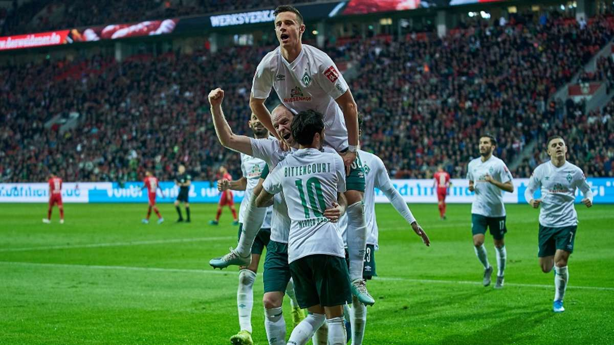 Werder Gegen Heidenheim Live Im Tv