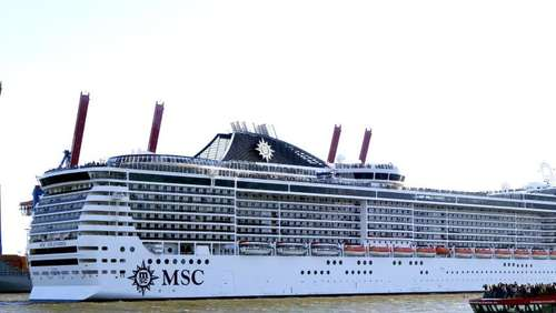 MSC Cruises: Kompensation von CO2-Emissionen ab Januar