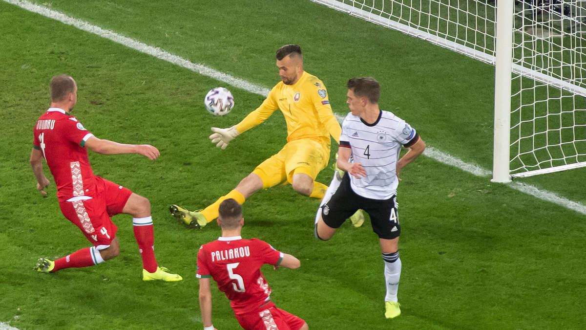 Deutschland-Weißrussland