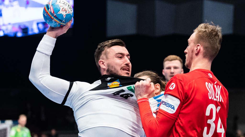 Handball Deutschland Gegen Tschechien
