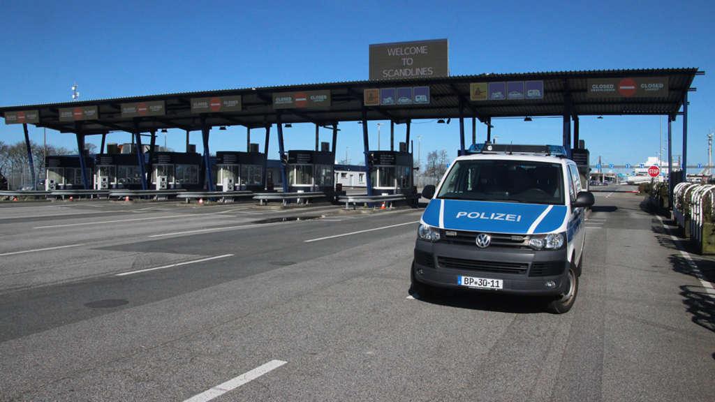 Grenzschließung Frankreich Deutschland