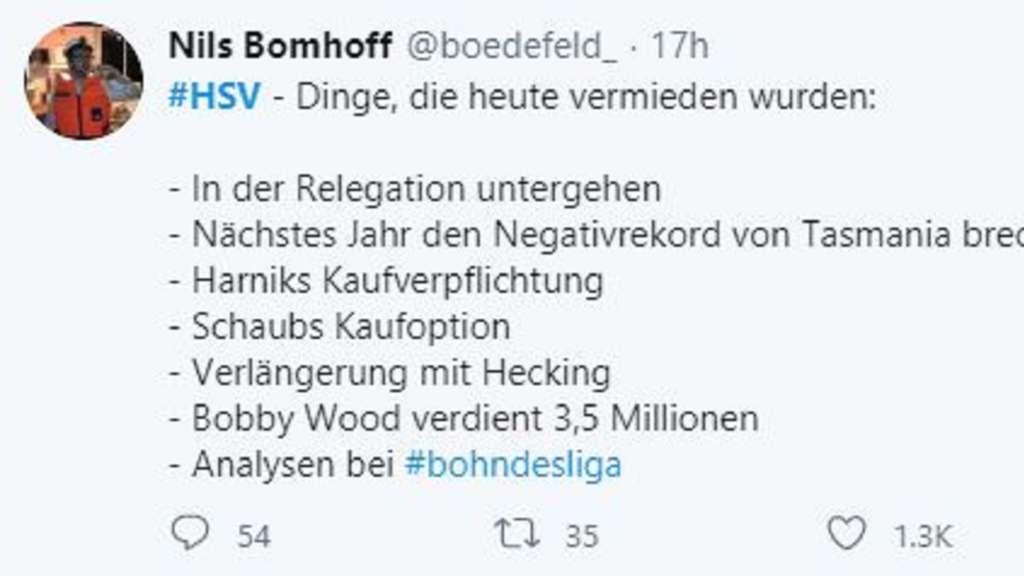 Bundesliga Hamburger Sv