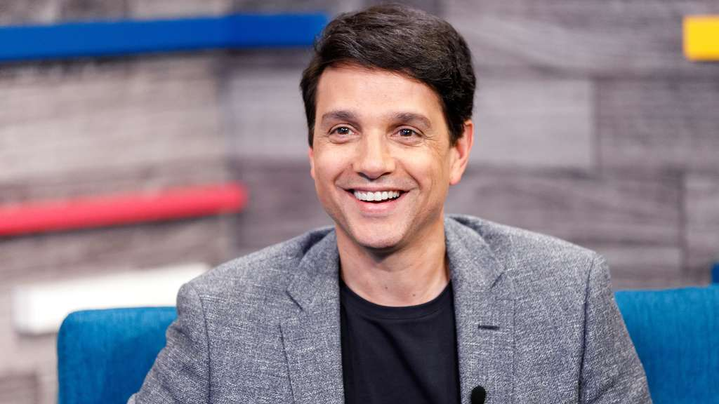 """Karate Kid""-Ikone Ralph George Macchio in der ImDb Show  in Studio City, Hollywood, Kalifornien"