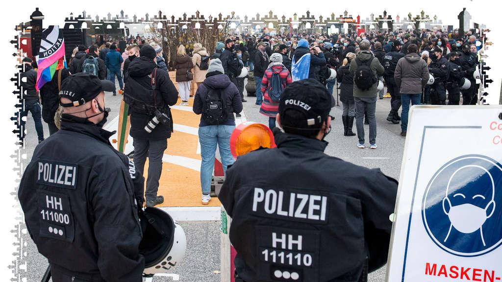 Kontaktbeschränkungen Hamburg