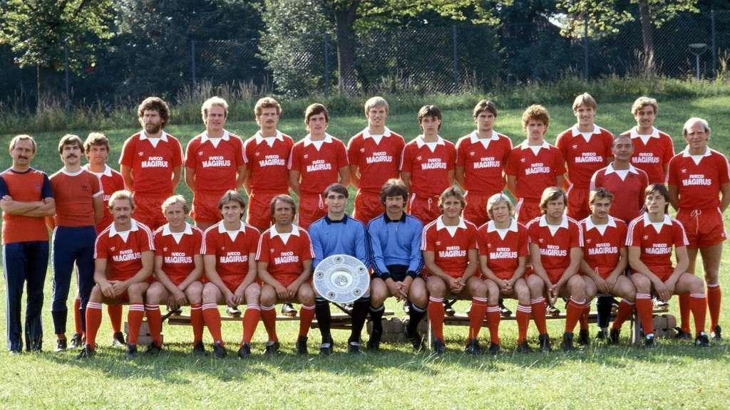 Fc Bayern München Mannschaft