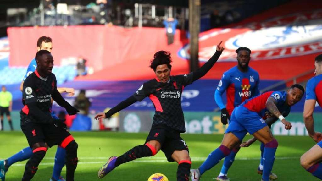 Crystal Palace - FC Liverpool
