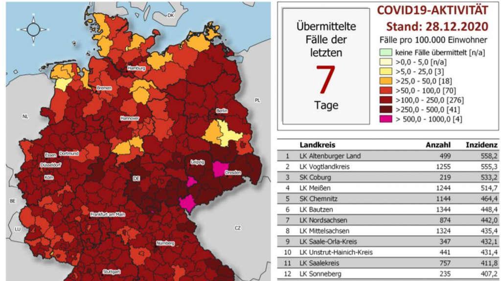 Neues Zu Corona In Deutschland