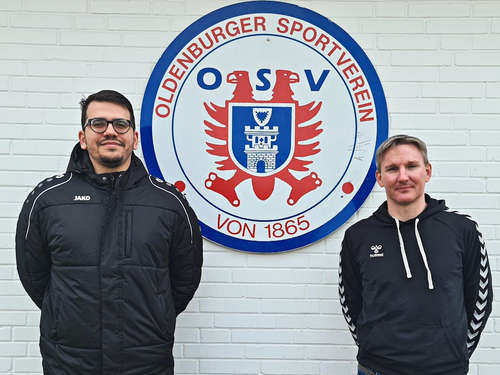 Benjamin Speer wird Co-Trainer beim Oldenburger SV II